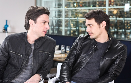 Zach Braff & James Franco
