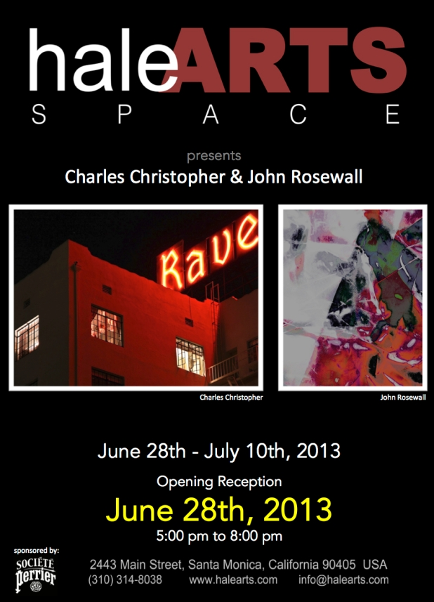 Opening reception June 28th