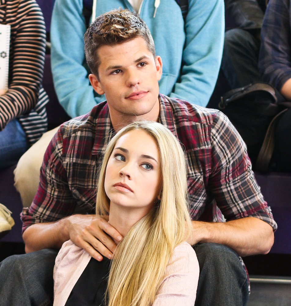 Max Carver & Laura Samuels | The Eyes of Charles Christopher  Laura Carver Facebook