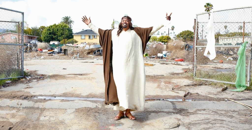 Slink Johnson as Black Jesus