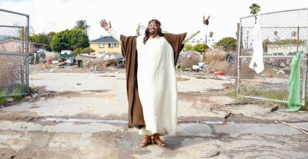 Slink Johnson as Black Jesus