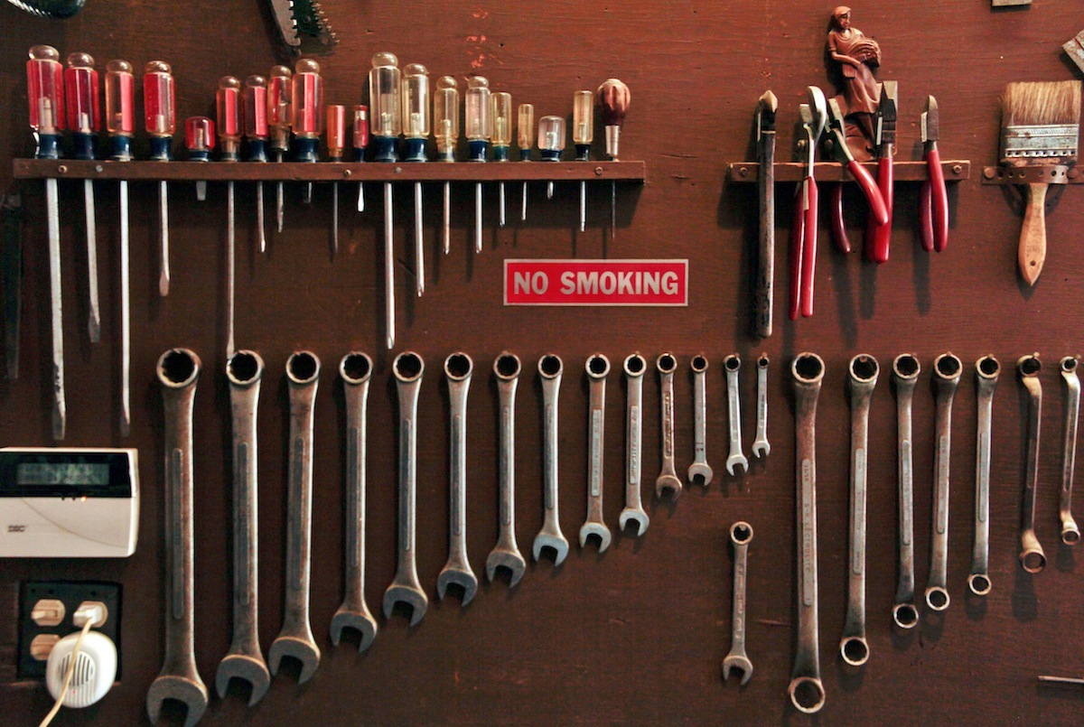 A President's Tools