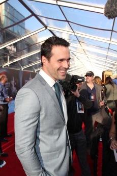 Red carpet Captain America premiere