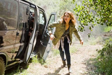 Jessica Alba in The Veil