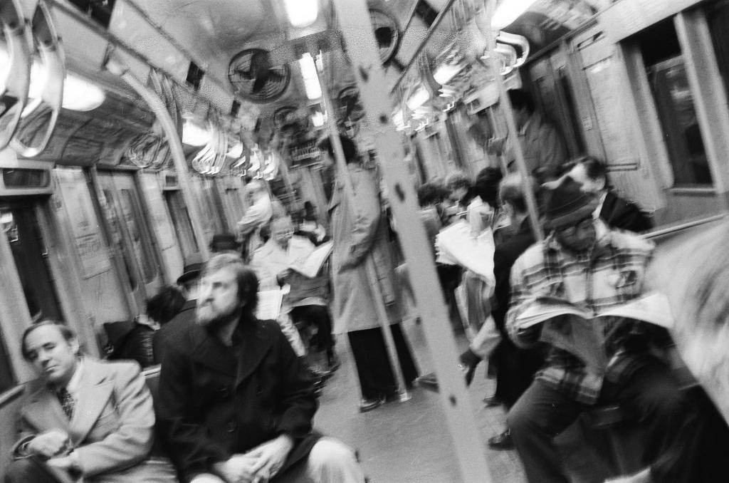 NYC Subway 1978