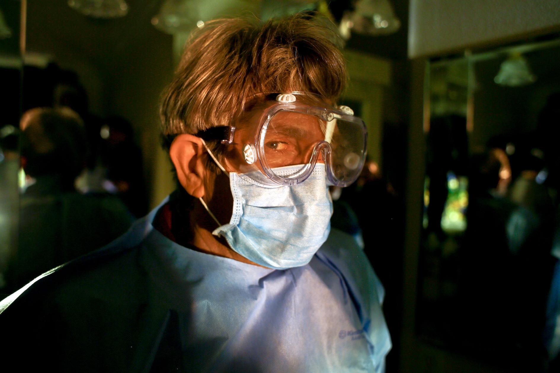 Eric Roberts as Dr. Beck