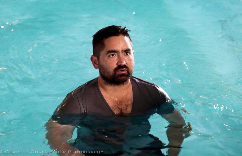 Ian Takahashi, underwater cinematographer