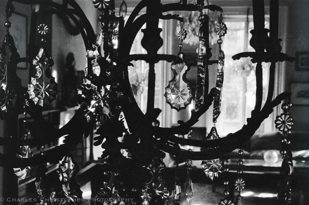 Celeste's chandelier