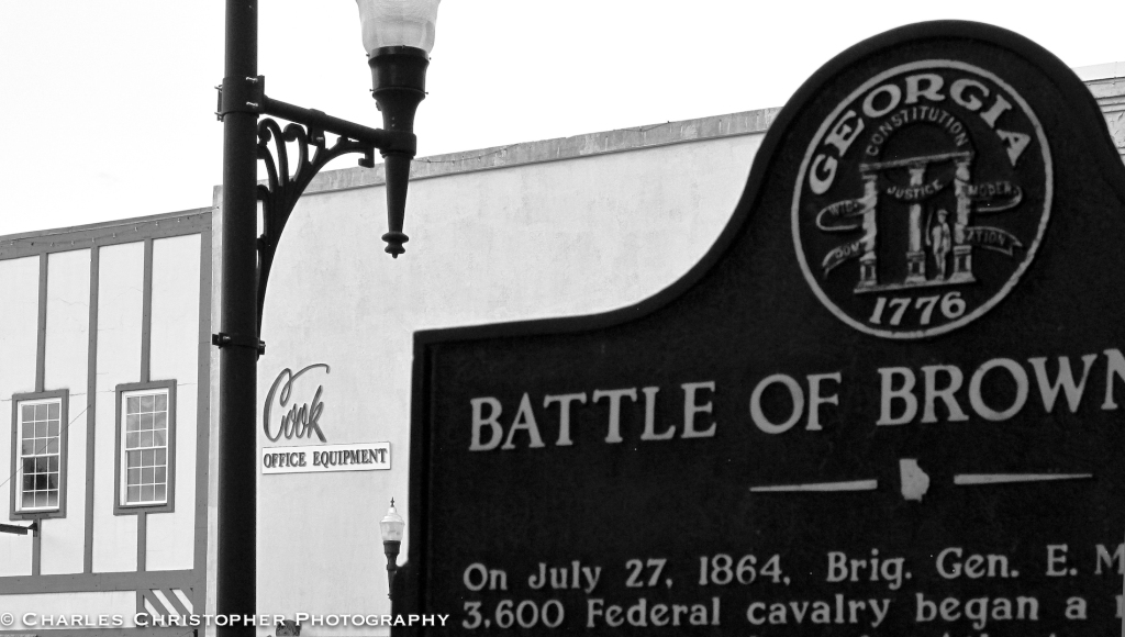 Battle of Brown's Mill