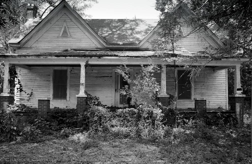 Boo Radley's house