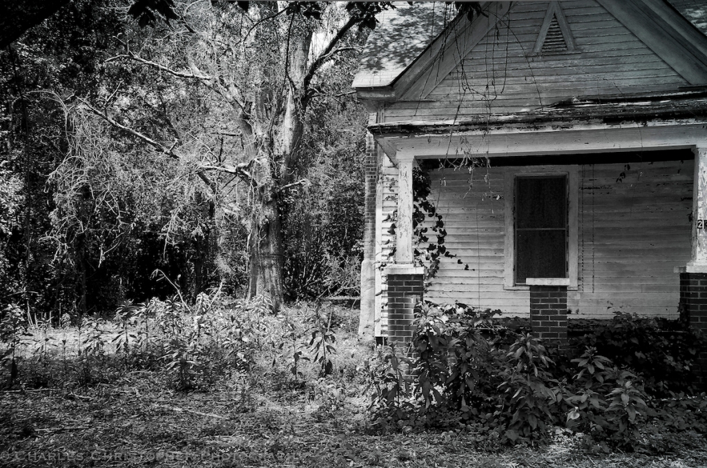 Who lived here?